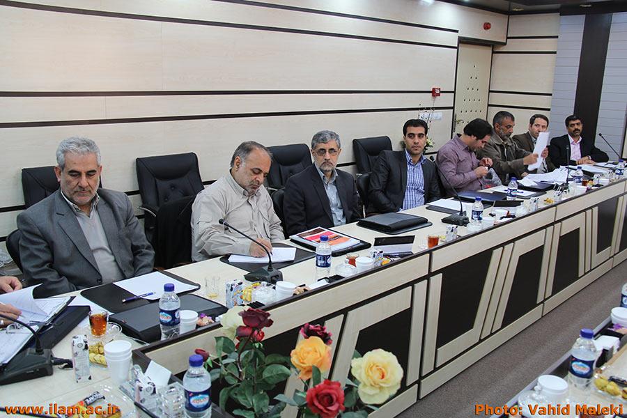 دومين نشست شوراي اداري دانشگاهاي منطقه 5 کشور در دانشگاه ايلام