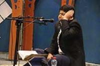 محفل نوراني انس با قرآن کريم در دانشگاه برگزار گرديد