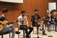 آيين اختتاميه اولين جشنواره درون دانشگاهي رويش در دانشگاه برگزار گرديد