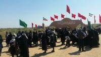گزارش تصويري اردوي راهيان نور دانشجويان دانشگاه ايلام در مناطق عملياتي جنوب