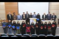 دانشجويان دانشگاه ايلام فاتح مرحله استاني هشتمين دوره مسابقات ملي مناظره دانشجويان ايران گرديدند