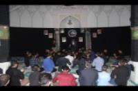 گزارش تصويري برگزاري شبهاي قدر در دانشگاه ايلام