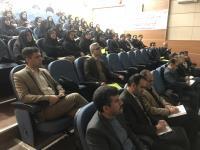 کارگاه آموزشي عوامل خسارت زاي زنده مزارع گندم و مديريت آن برگزار گرديد