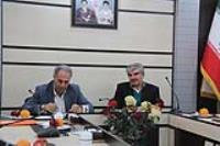 نشست رئيس دانشگاه ايلام و مديرکل منابع طبيعي استان برگزار گرديد