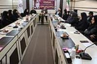 مراسم بزرگداشت روز زن ويژه بانوان عضو هيأت علمي در دانشگاه ايلام برگزار گرديد
