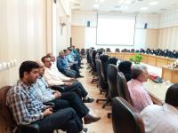 کارگاه آموزشي پيشگيري از سوانح و حوادث ترافيکي و فرهنگ رانندگي در دانشگاه برگزار گرديد