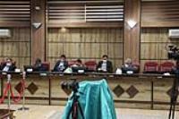 رونمايي از محلول ضدعفوني بر پايه الکل دانشگاه ايلام در جلسه ستاد استاني مديريت مبارزه با کرونا
