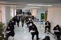 آزمون دکتري استان ايلام با رعايت پروتکل هاي بهداشتي و فاصله اجتماعي در دانشگاه ايلام برگزار گرديد