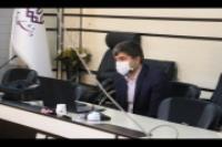 برگزاري نشست رئيس دانشگاه ايلام و مديرکل فني و حرفهاي استان ايلام بصورت برخط