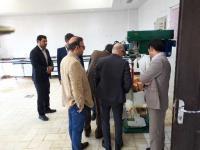 نشست مشترک دفتر ارتباط با صنعت و جامعه با شرکت نفت مناطق مرکزي و شرکت دانا ژئوفيزيک
